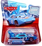 Disney Pixar Cars The King with Metallic Finish 1:55 CHASE Die-cast Vehicle by Mattel