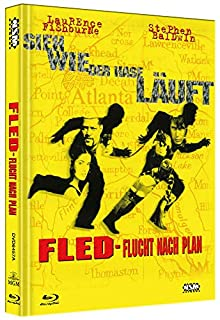 Fled - Flucht nach Plan [Blu-Ray+DVD] - uncut - auf 444 limitiertes Mediabook Cover A