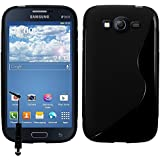 Carcasa flexible de silicona, diseño de gel para Samsung Galaxy Grand Plus, Grand Neo I9060/I9062 gran Lite I9060I i9080