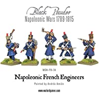Black Powder, Napoleonic Wars,napoleonic French Engineers, 28mm Warlord Games
