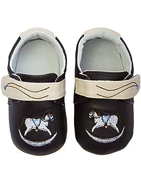 Rose & Chocolat Rcm Rockabye Brown - Zapatos para Bebes Bebé-Niños