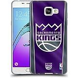 Officiel NBA Bannière Sacramento Kings Étui Coque en Gel molle pour Samsung Galaxy A5 (2016)