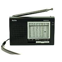 Tecsun R-911 Dünya Radyosu, Siyah