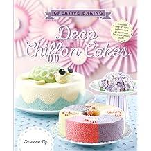 Creative Baking Deco Chiffon Cakes