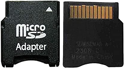 Sejm MicroSD TF to Mini SD Card Slot Converter Adapter (Pack of 2 Pcs)