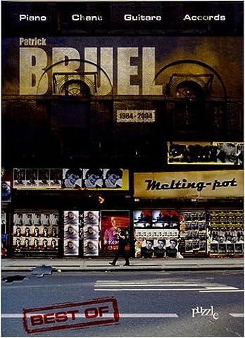 Photos Patrick Bruel - Puzzle, songbook de patrick