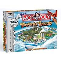 Hasbro - 524791010 - Monopoly - Jeu de Société - Grand Classique - Monopoly Dvd