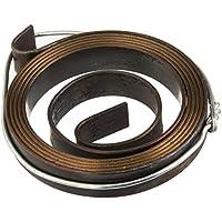Sourcingmap–® 6mm ancho broca prensa pluma alimentar retorno Bobina Muelle Asamblea 2pcs