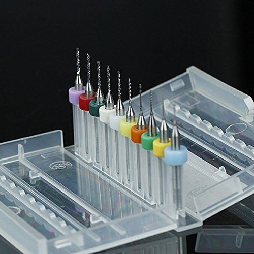 Placa circuito impreso PCB 10 piezas Microcarburadores