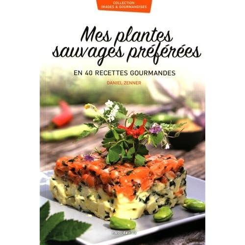 Mes plantes sauvages préférées en 40 recettes gourmandes