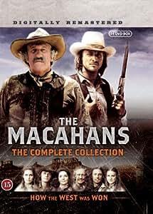 La Conquête de l'Ouest / How the West Was Won - Complete Collection - 14-DVD Box Set ( The Macahans ) [ Origine Danoise, Sans Langue Francaise ]