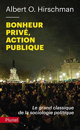 Bonheur priv, action publique