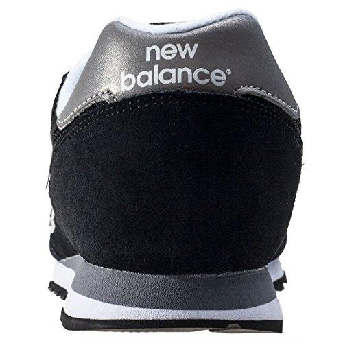 New Balance Herren Sneaker schwarz / silber