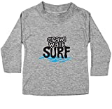 Best Summer Infant Beach Tents For Babies - Hippowarehouse Crawl Walk Surf Surfing Baby Unisex t-Shirt Review