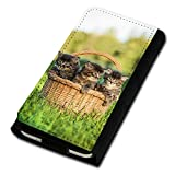 Book-Style Flip Case Photo Skin Case Cover For Archos