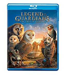 Legend of the Guardians: The Owls of Ga'Hoole [Blu-ray] [2010] [US Import]