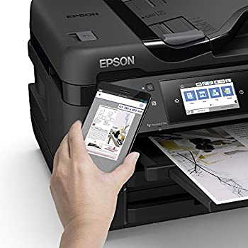 Epson WorkForce WF-7720DTWF Print/Scan/Copy/Fax A3 Wi-Fi Printer, Amazon Dash Replenishment Ready