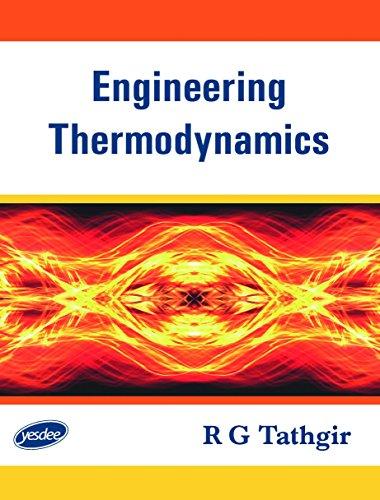 Engineering Thermodynamics