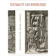 Textuality and Knowledge: Essays