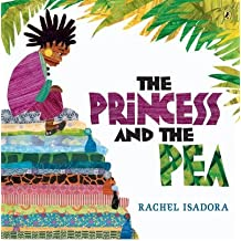 By Isadora, Rachel ( Author ) [ The Princess and the Pea By May-2009 Paperback