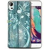 Coque de Stuff4 / Coque pour HTC Desire 10 Pro / Arbre De Jade Design / Mode Hivernale Collection