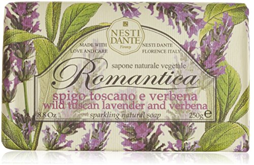 NESTI DANTE Romantica, Lavender & Verbena Soap 250 g