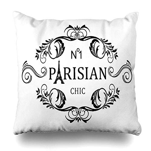 Kotdeqay Cushion Pillowcases 18 x 18 Inch Inspire Dream Inspir al Quote - Follow Your Lettering for Couch Decorative