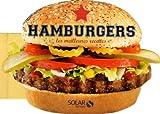 Hamburgers - forme découpée