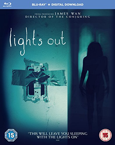 Amazon eBooks Lights Out [Blu-ray] [Includes Digital Download]