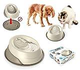 10110 Ciotola per acqua automatica a fontana TREVI per cani e gatti. MEDIA WAVE store ®