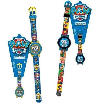 Reloj digital Patrulla Canina surtido de Disney