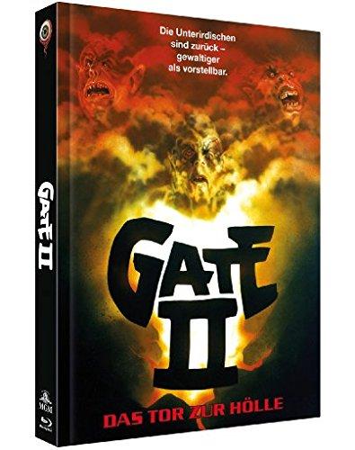 Gate 2 - Das Tor zur Hölle - 2-Disc Limited Collector's Edition Nr.16 (Blu-ray + DVD) - Limitiertes Mediabook auf 333 Stück, Cover A