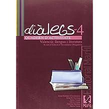 Diàlegs 4 - Quadern (Educación Secundaria Obligatoria)
