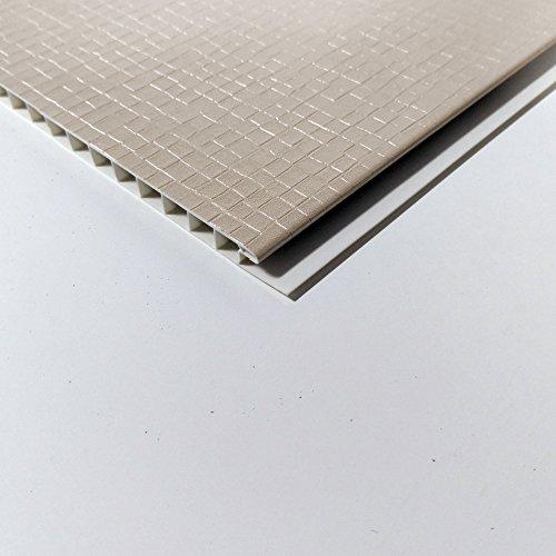 elegance-white-ivory-mosaic-3d-tile-effect-pvc-wall-panels-waterproof-tongue-groove-decorative-panel