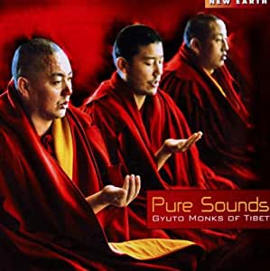 Pure Sounds : Gyuto Monks Of Tibet [Import allemand]
