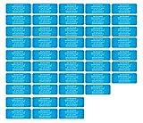 Adress-Etiketten - Adress-Aufkleber Sticker Namensaufkleber mit Ihrem Wunschtext...