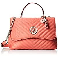 Guess Blakely Top Handle Flap Bag for Women