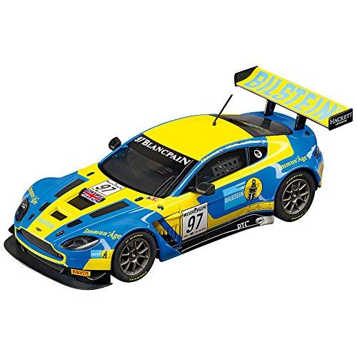 Carrera 20030676 - Miniaturmodelle, Aston Martin V12 Vantage GT3 Bilstein No.97, 2013 (97 Ford Mustang)