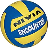 Nivia Encounter 494 Polypropylene Volleyball (Multicolour)