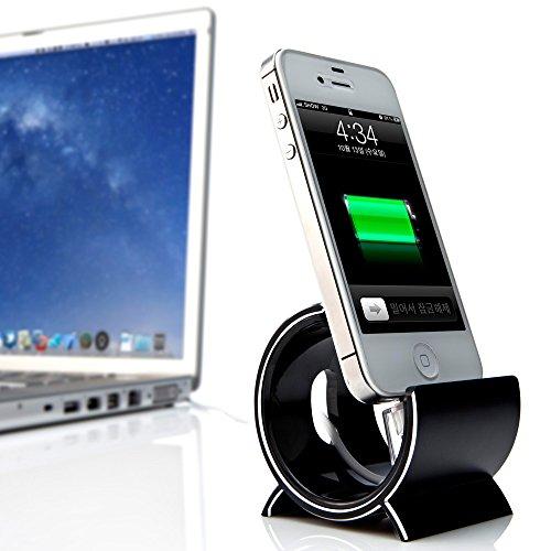iphone dockingstation sinjimoru iphone ladestation. Black Bedroom Furniture Sets. Home Design Ideas
