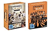 Orange is the New Black Staffel 1-5 (1+2+3+4 Box + 5 ) [25 DVDs]