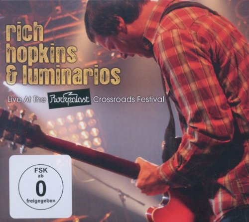 Rich & Luminarios Hopkins - Live at the Rockpalast Crossroads Festival