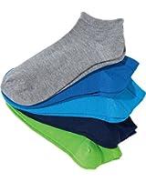 Kinderbutt Sneaker-Socken 5er-Pack