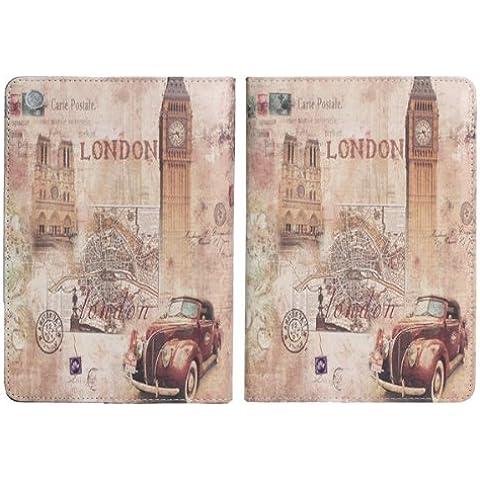Londres Big Ben Funda de piel para iPad Mini.