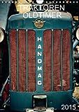 TRAKTOREN OLDTIMER (Wandkalender 2014 DIN A4 hoch): Historische Fahrzeuge (Monatskalender, 14 Seiten)