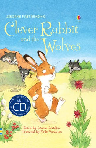 Clever Rabbit And The Wolves (English Language Learners/Elementary)