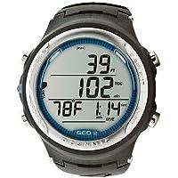Oceanic Geo 2.0 Wrist Computer - White/Slate Blue - Includes Free Online Class