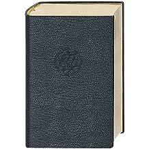 Die Bibel nach der Übersetzung Martin Luthers: Senfkornbibel, ohne Apokryphen, Lederausgabe mit Goldschnitt