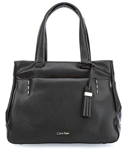 Calvin Klein Lily Borsa a spalla 32 cm schwarz, schwarz