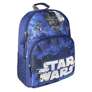 51zp6 4NPUL. SS300  - Star Wars CD-21-2240 2018 Mochila Infantil, 40 cm, Multicolor